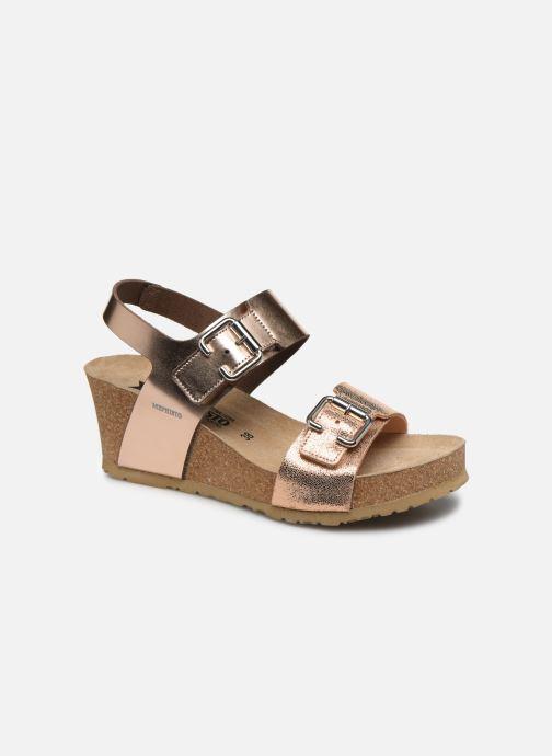 Sandales et nu-pieds Mephisto Lissandra Rose vue détail/paire