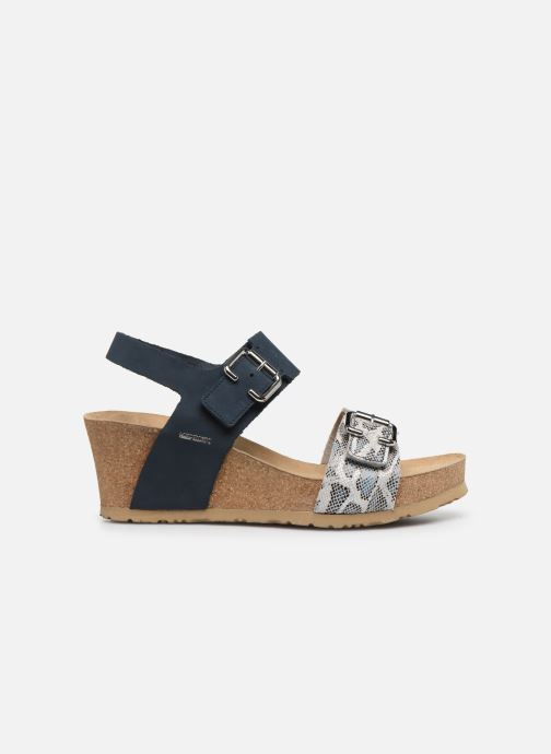 Sandali e scarpe aperte Mephisto Lissandra Azzurro immagine posteriore