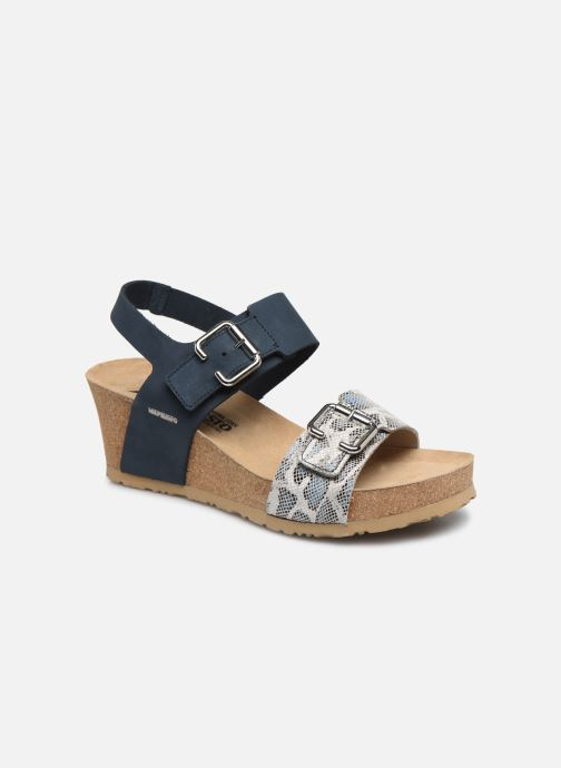 Sandales et nu-pieds Mephisto Lissandra Bleu vue détail/paire
