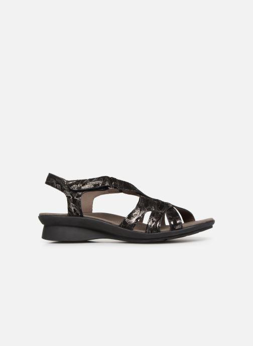 Sandales et nu-pieds Mephisto Parcela Noir vue derrière