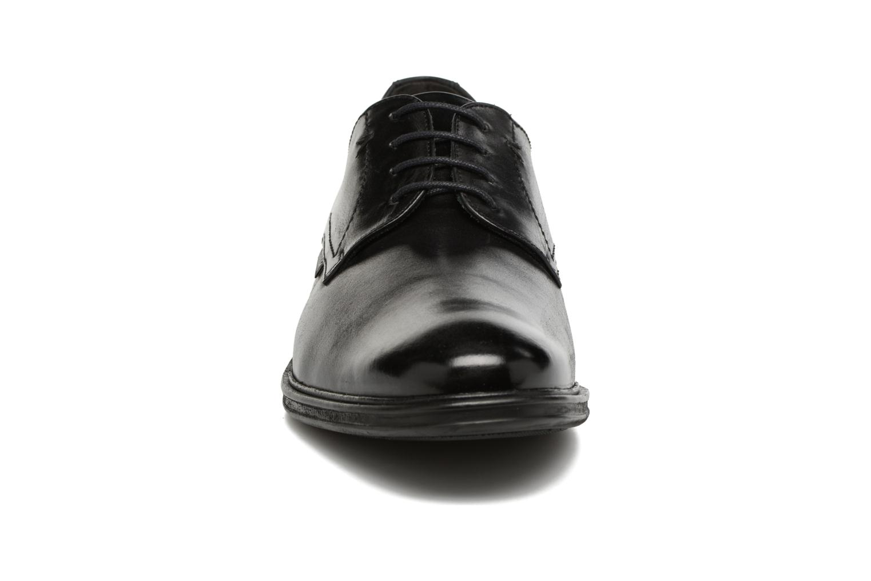 Chaussures à lacets Mephisto Nico Noir vue portées chaussures