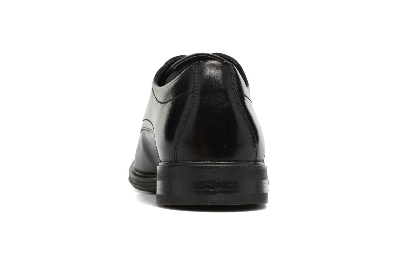 Chaussures à lacets Mephisto Nico Noir vue droite