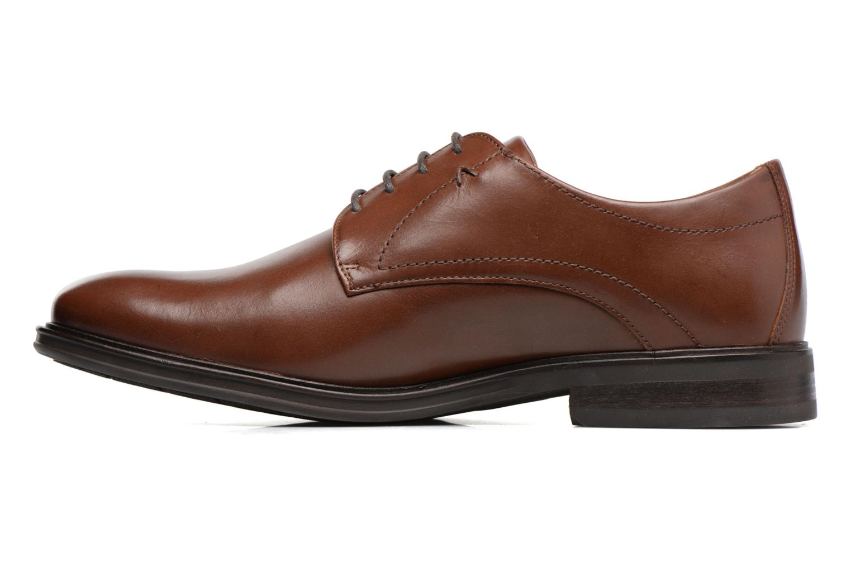 Chaussures à lacets Mephisto Nico Marron vue face