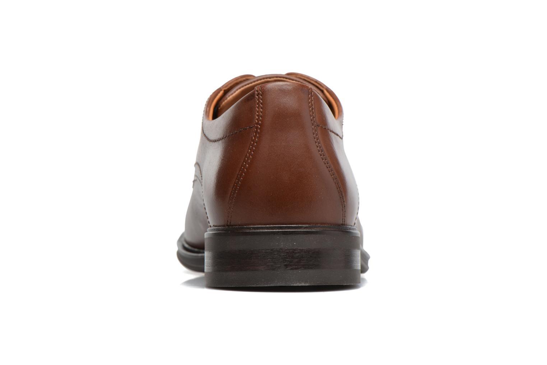 Chaussures à lacets Mephisto Nico Marron vue droite