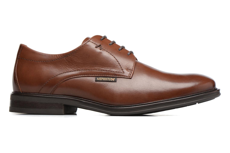 Chaussures à lacets Mephisto Nico Marron vue derrière