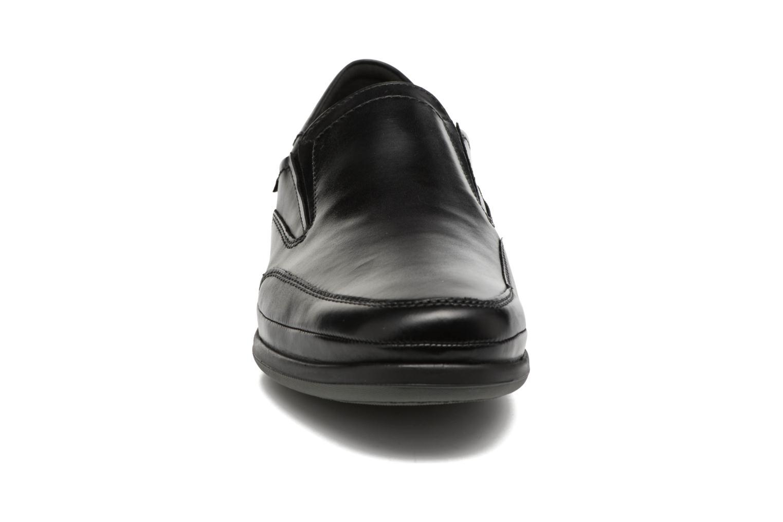 Mocassins Mephisto Robin Noir vue portées chaussures