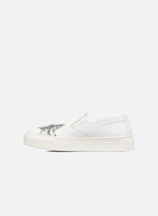 Sneakers Bronx Byardenx Bianco immagine frontale