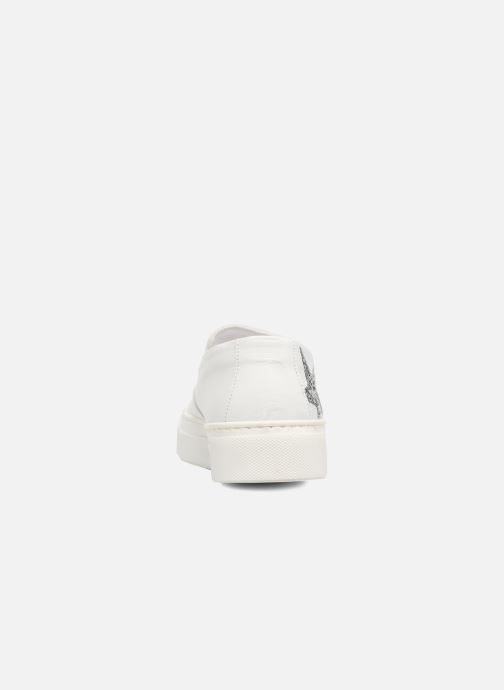 Trainers Bronx Byardenx White view from the right