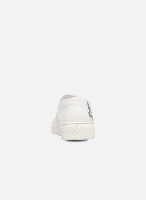 Baskets Bronx Byardenx Blanc vue droite