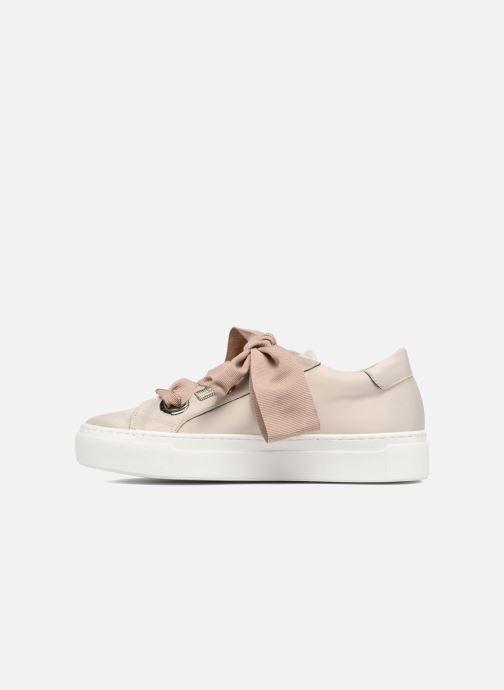 Sneakers Bronx Byardenx Beige immagine frontale