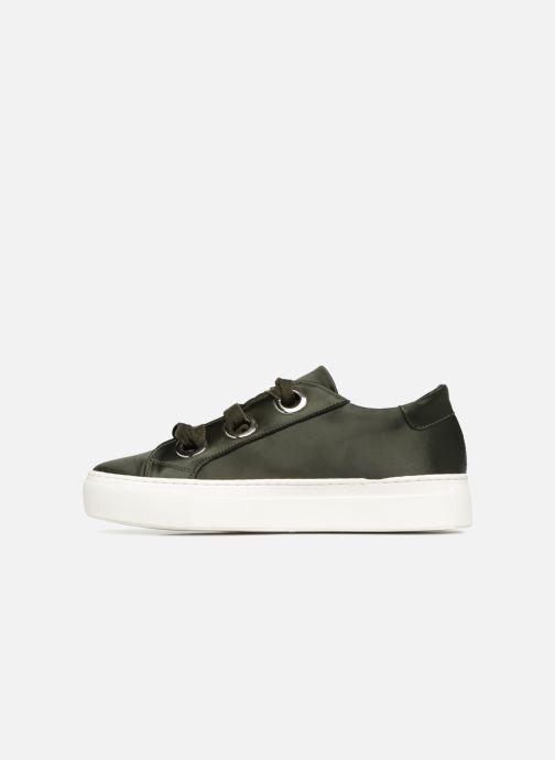 Sneakers Bronx Byardenx Verde immagine frontale