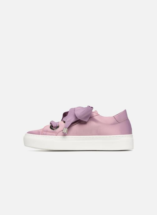 Trainers Bronx Byardenx Purple front view
