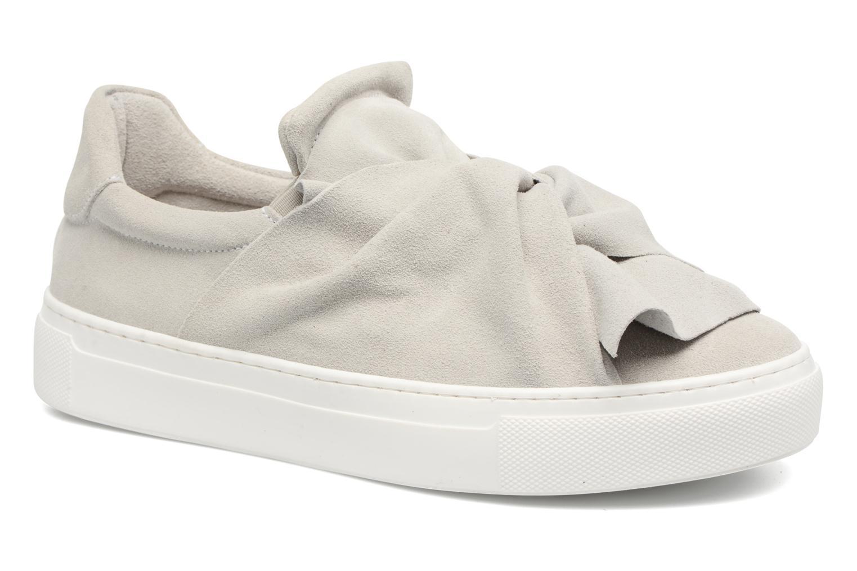 Sneakers Bronx Byardenx Grå detaljeret billede af skoene