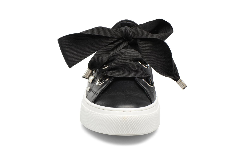 Baskets Bronx Byardenx Noir vue portées chaussures