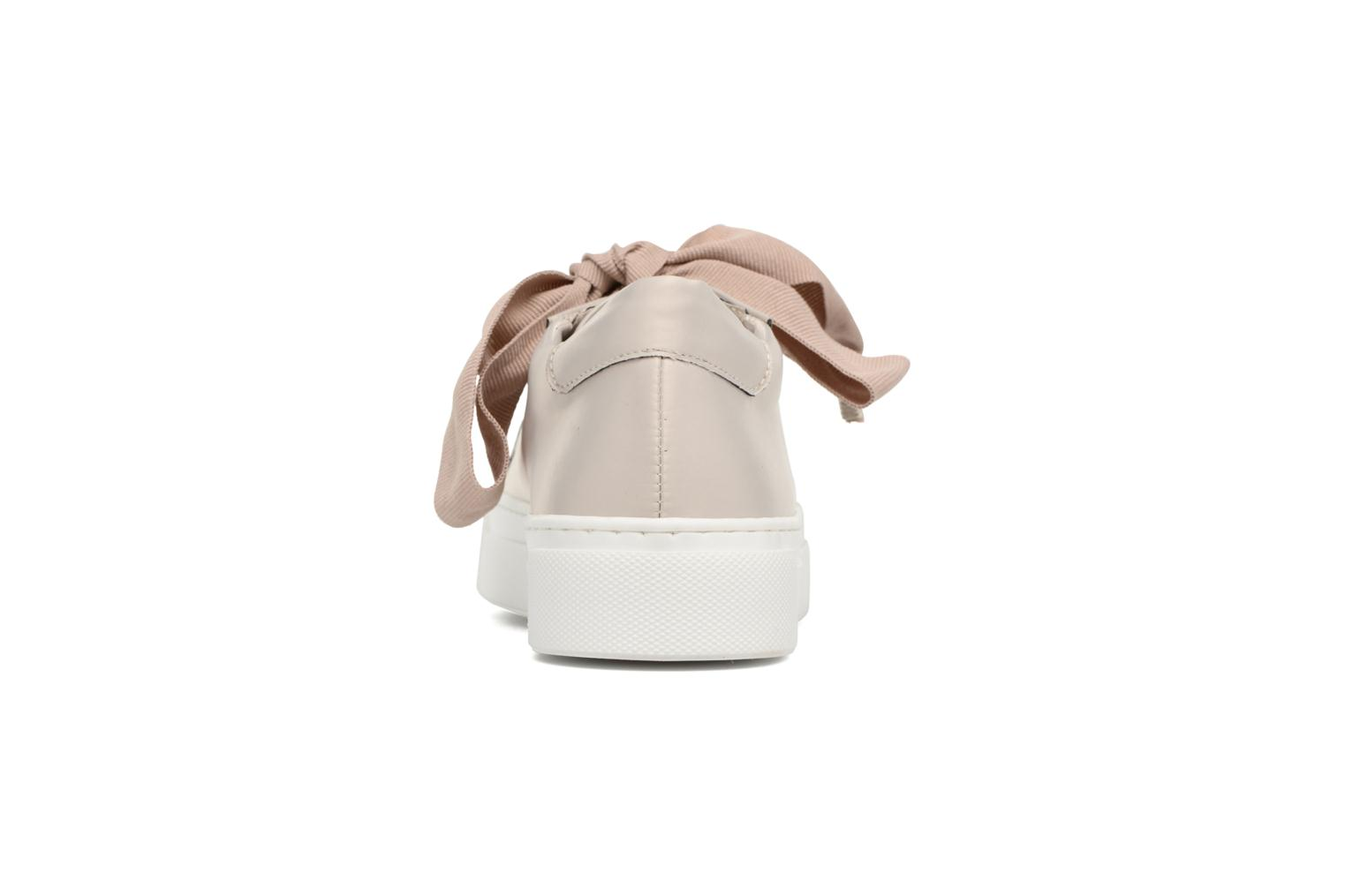Trainers Bronx Byardenx Beige view from the right