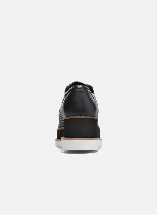 Lace-up shoes Bronx Bemmax Black view from the right
