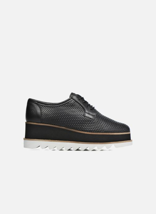 Lace-up shoes Bronx Bemmax Black back view
