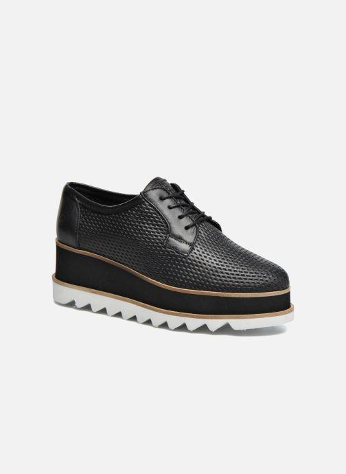 Bronx Bemmax (noir) - chaussures à lacets chez