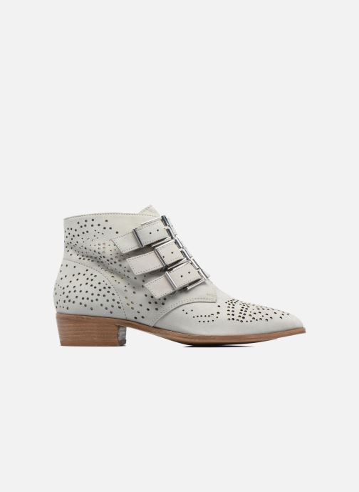 Ankle boots Bronx Brezax Grey back view