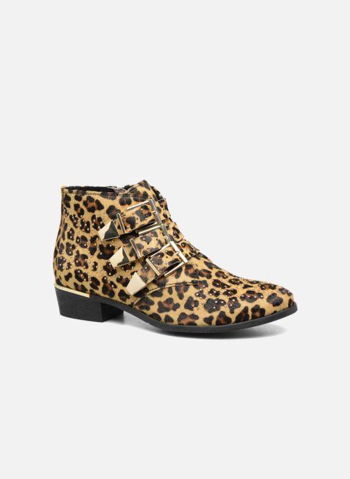Bottines et boots Bronx Brezax Multicolore vue détail/paire