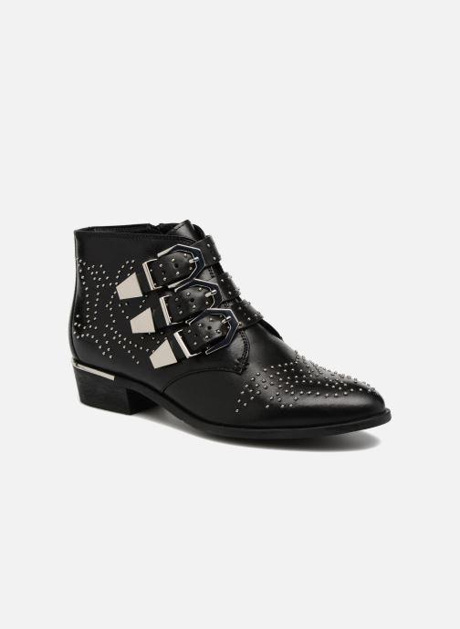 Bottines et boots Bronx Brezax Noir vue détail/paire