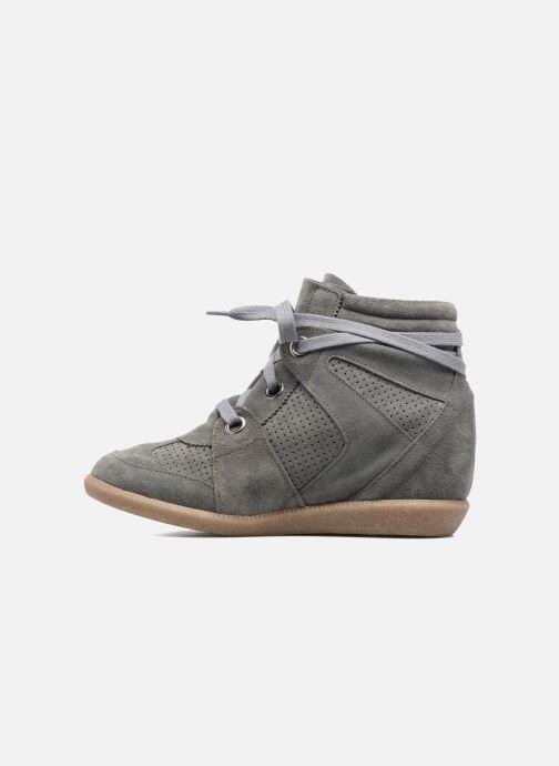 Sneakers Bronx Braffx Grijs voorkant