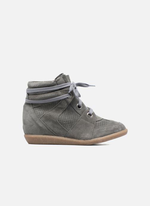 Sneakers Bronx Braffx Grigio immagine posteriore