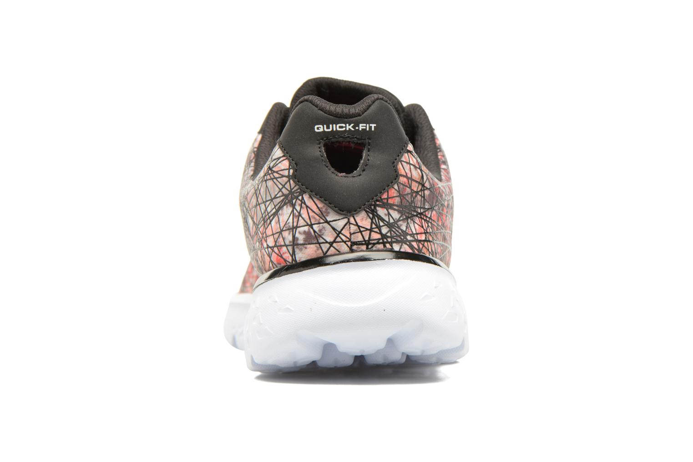 Chaussures de sport Skechers GO Run 400 Velocity Noir vue droite