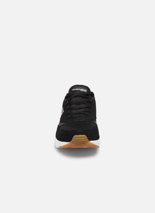 Baskets Skechers Skech-Air Extreme Noir vue portées chaussures