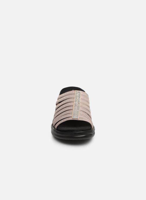 Wedges Skechers Rumblers Hotshot Beige model