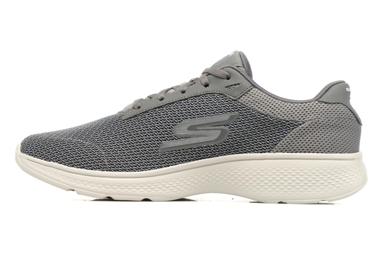 Zapatillas de deporte Skechers Go Walk 4 H Gris vista de frente