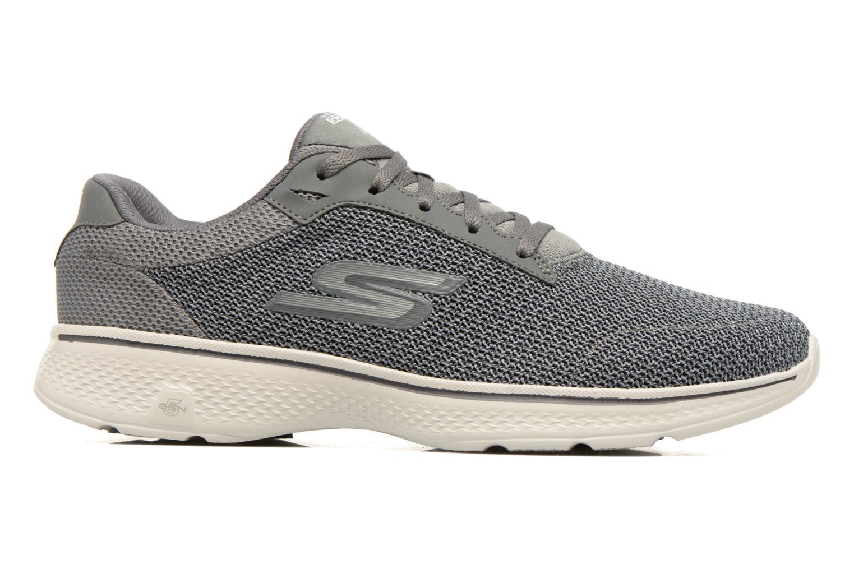 Sportschoenen Skechers Go Walk 4 H Grijs achterkant