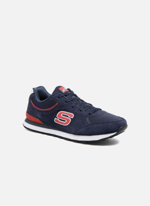 Skechers Mens Shoes Skechers OG 82 (Blue) Trainers (294972