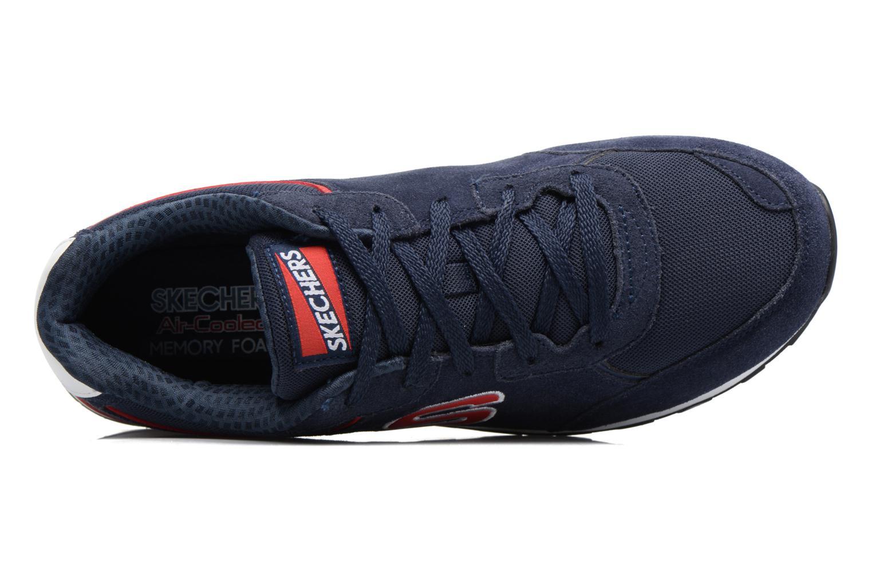 Baskets Skechers OG 82 Bleu vue gauche