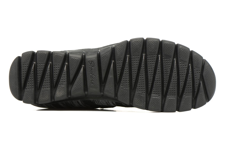 Baskets Skechers Ez Flex 3,0 Take-The-Lead Noir vue haut