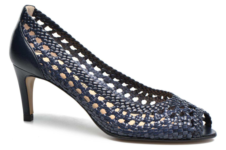 Zapatos de tacón Georgia Rose Tressa Azul vista de detalle / par