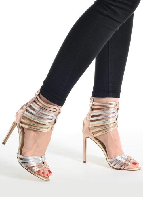 Sandales et nu-pieds Blink Bdalanisl Or et bronze vue bas / vue portée sac