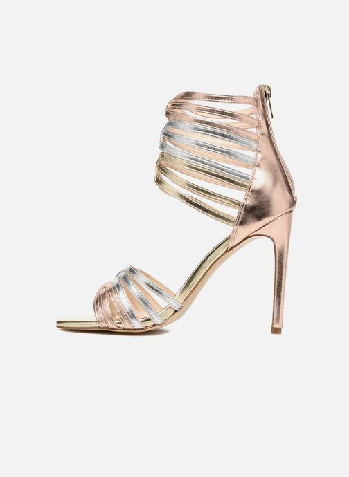 Sandales et nu-pieds Blink Bdalanisl Or et bronze vue face