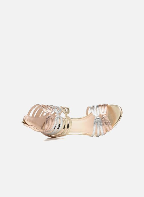 Sandales et nu-pieds Blink Bdalanisl Or et bronze vue gauche