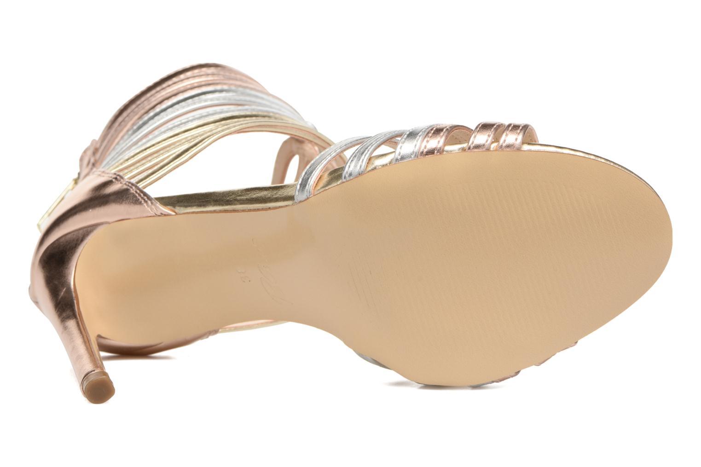 Sandales et nu-pieds Blink Bdalanisl Or et bronze vue haut