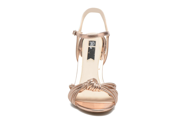 Sandales et nu-pieds Blink Bdalanisl 2 Or et bronze vue portées chaussures