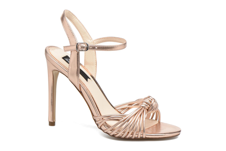 Sandales et nu-pieds Blink Bdalanisl 2 Or et bronze vue détail/paire