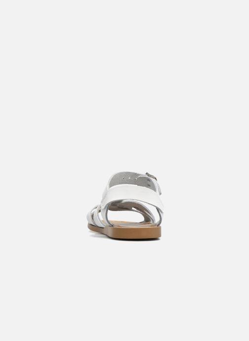 Sandales et nu-pieds Salt-Water Salt-Water Original Blanc vue droite
