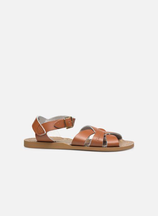 Sandales et nu-pieds Salt-Water Salt-Water Original Marron vue derrière