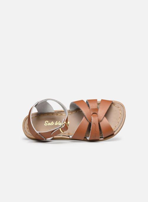 Sandali e scarpe aperte Salt-Water Salt-Water Original Marrone immagine sinistra