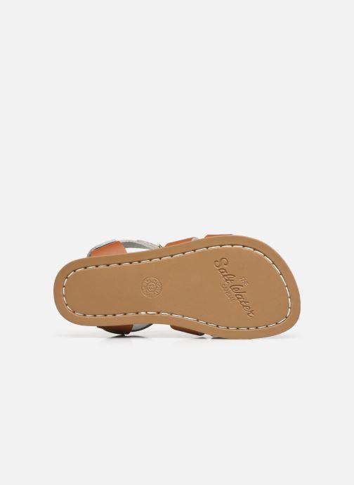 Sandali e scarpe aperte Salt-Water Salt-Water Original Marrone immagine dall'alto