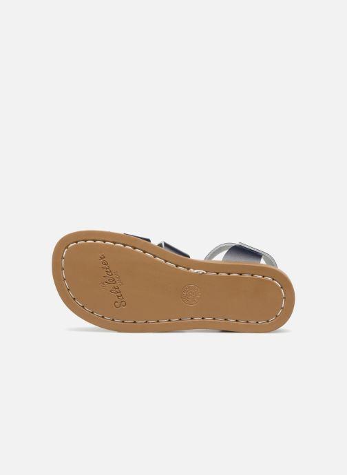 Sandales et nu-pieds Salt-Water Salt-Water Original Bleu vue haut