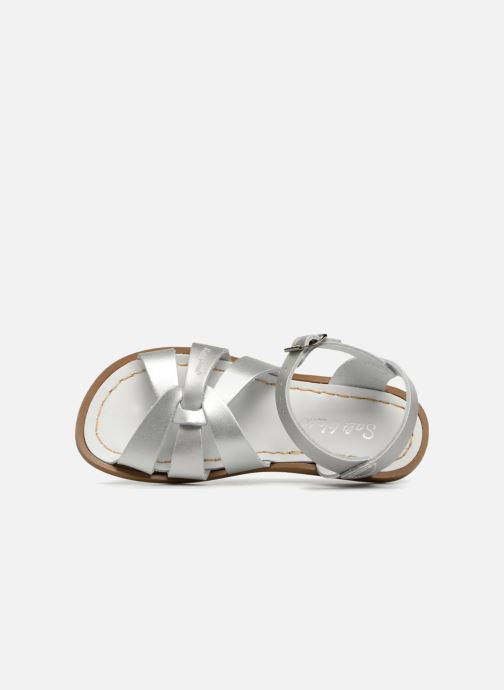 Sandales et nu-pieds Salt-Water Salt-Water Original Argent vue gauche