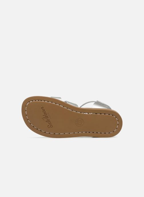Sandales et nu-pieds Salt-Water Salt-Water Original Argent vue haut