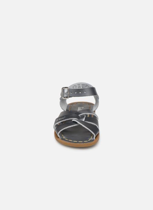 Sandales et nu-pieds Salt-Water Salt-Water Original Argent vue portées chaussures